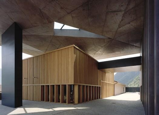 Bolzano, razionalizzazione ed ampliamento della Cantina Nals-Margreid