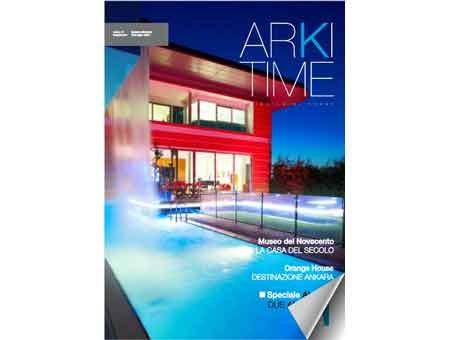 Online il nuovo Arkitime: la rivista Knauf per i progettisti cambia veste