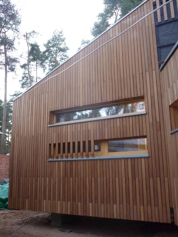 Ville prefabbricate in legno Wood Beton Prestige
