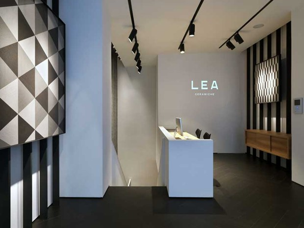 ADI Design Index 2011 per Lea Ceramiche Showroom