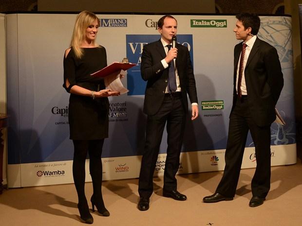 A Clivet il premio Capital Elite 2011, per ELFOSystem GAIA