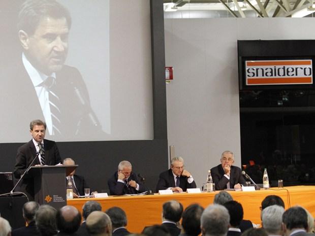''Smart City, Smart Home'' al Convegno della Snaidero Rino Scientific Foundation