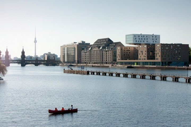 Bonaldo a Berlino nel lifestyle-hotel nhow