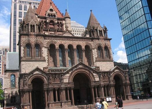 Boston valorizza Copley Square