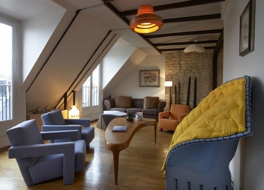 A Parigi l'archeologia domestica in duplex