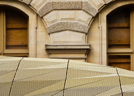 Un tappeto volante firmato da Rudy Ricciotti e Mario Bellini