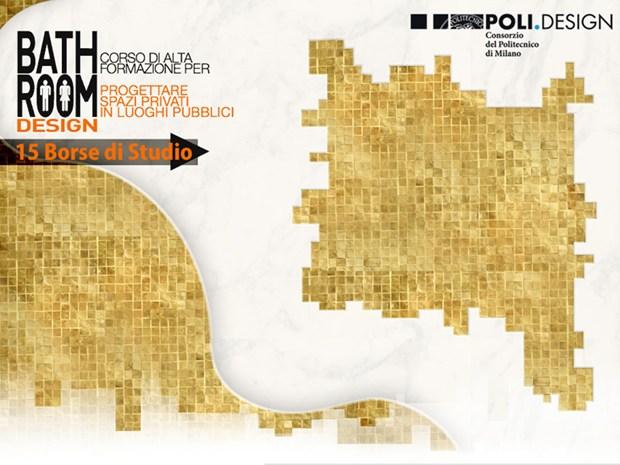 15 Borse di Studio per il nuovo corso di POLI.design