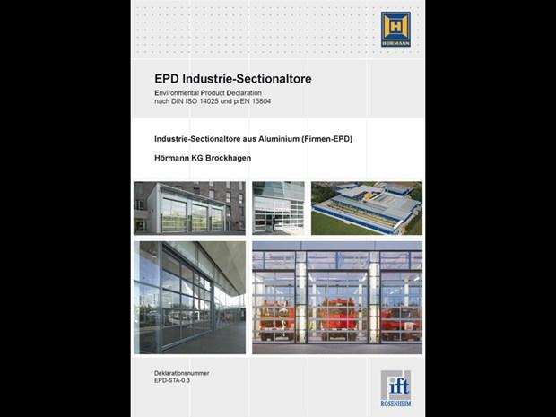 Da Hörmann chiusure per edifici commerciali e industriali sostenibili