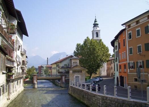 Borgo Valsugana riqualifica le piazze urbane