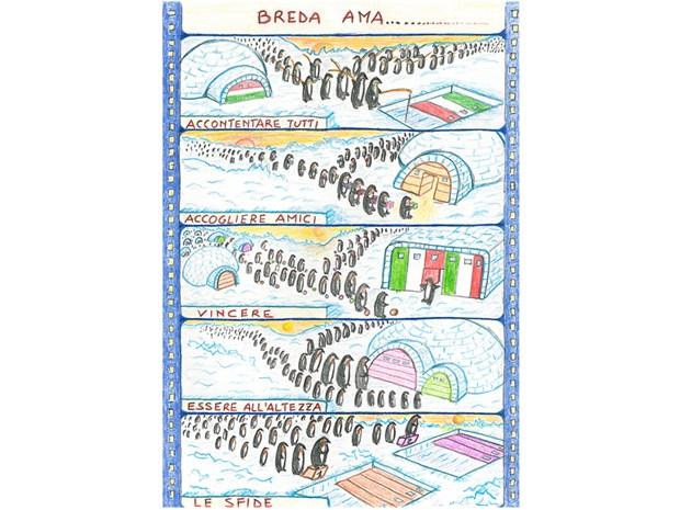 Breda On Air con la campagna 2012: protagonisti i talenti della creatività