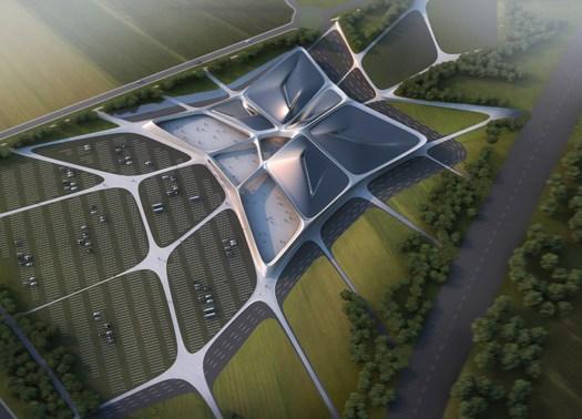 Zaha Hadid firma un centro fieristico da 30 milioni di euro