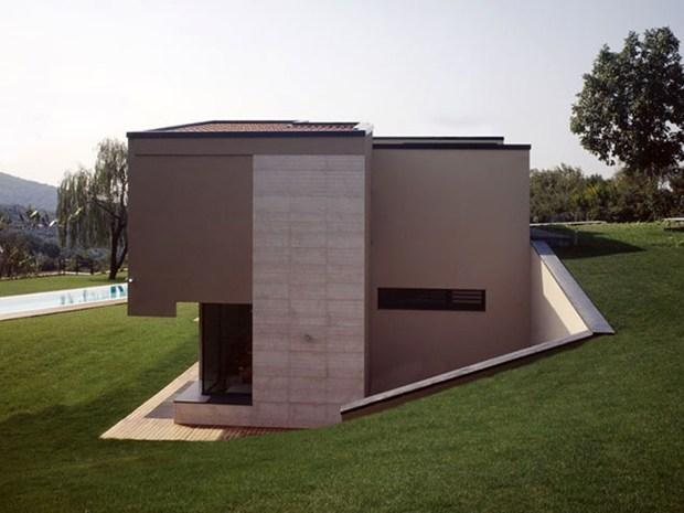 Wood Beton per una casa in classe A a Botticino (BS)
