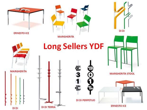 YDF, Long Sellers