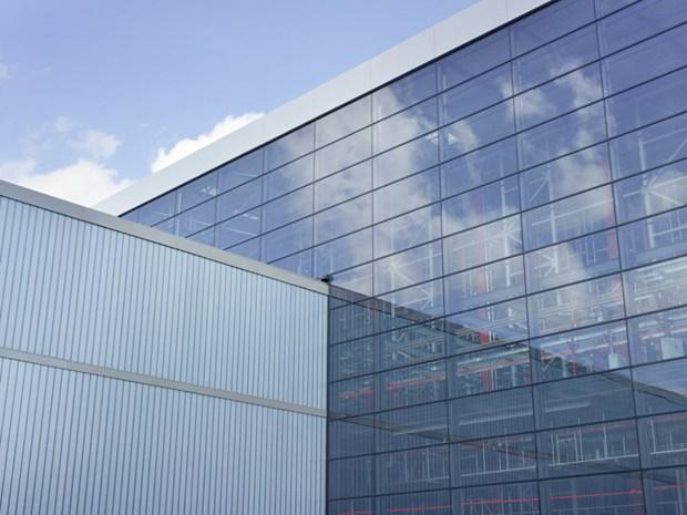 Hörmann per il centro logistico Wortmann-Detmold