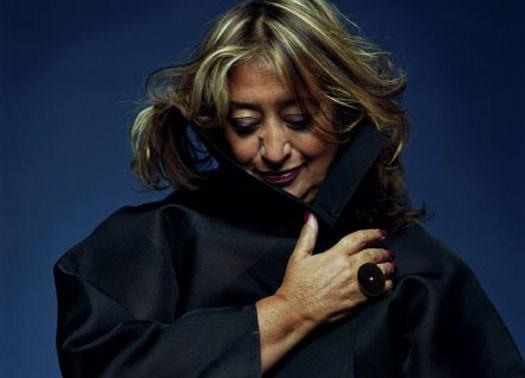 Zaha Hadid si aggiudica il Jane Drew Prize