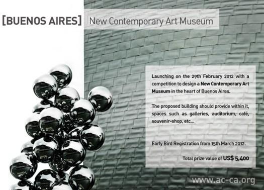 [BUENOS AIRES]: il nuovo museo di Arte Contemporanea