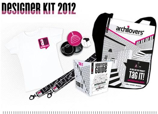 Archiportale, Archilovers e Archiproducts ai Saloni 2012: una rete di partner e location