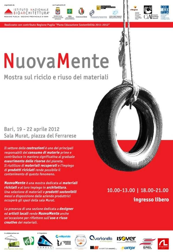 """Bari ospita la mostra """"NuovaMente"""""""