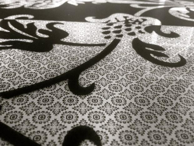 Resina doppio strato, Akanto Design
