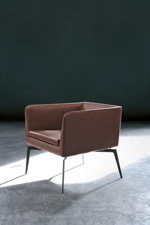 ALIVAR, PADY poltrona design Giuseppe Bavuso
