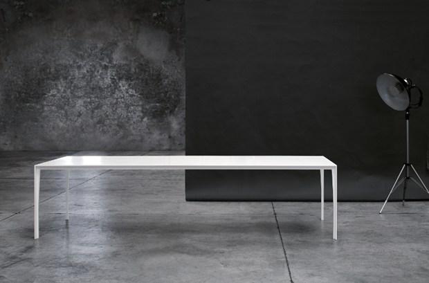 ALIVAR, LAYER tavolo design Giuseppe Bavuso