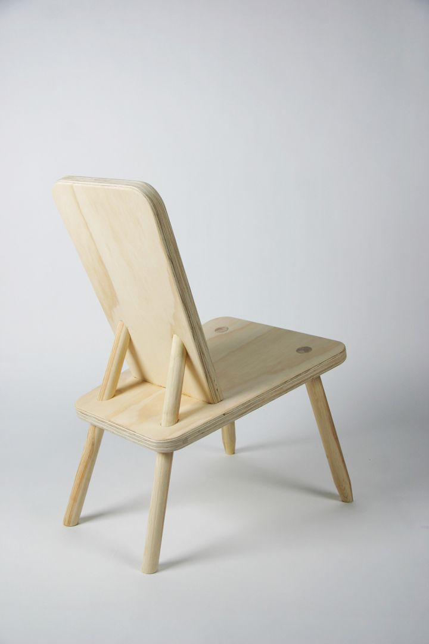 Sedia MICKY design Simone Gasperi