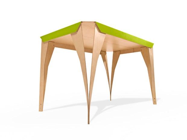 Tavolo MYRA design Michael Kainhofer