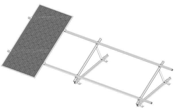 ALUK SPV, strutture di supporto per moduli fotovoltaici