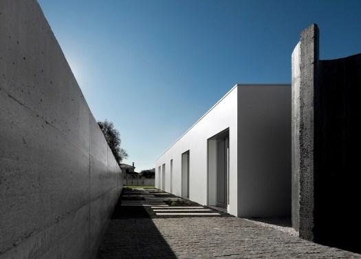 Xieira House II: un esercizio di stile ancorato al passato di Leiria