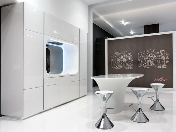 Aran Cucine, Uniqa design Giampiero Gialanella