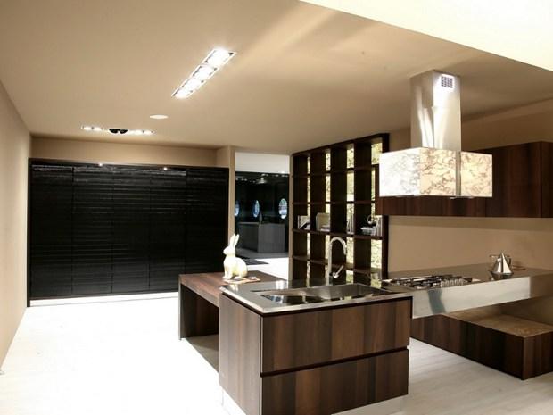 Aran Cucine, ROYALE design Marco Corti