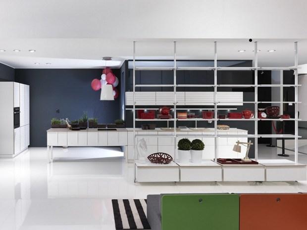 Aran Cucine, WATCH IT design Riccardo Vincenzetti