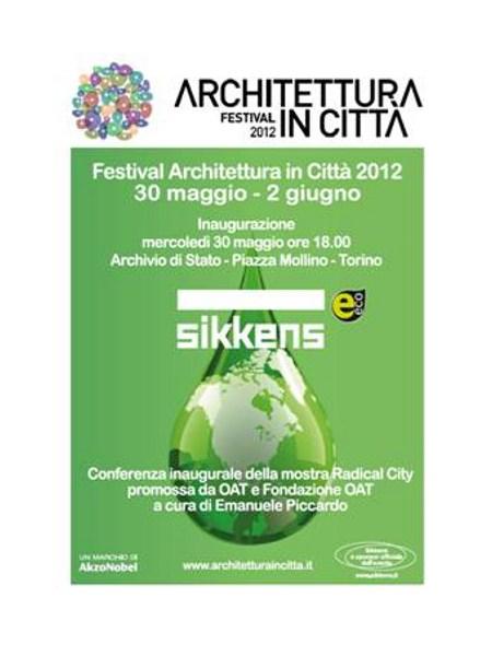 Architettura in città, Torino si tinge di verde con Sikkens