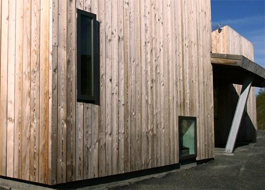 Villa Lola: una casa sostenibile nella selvaggia natura islandese