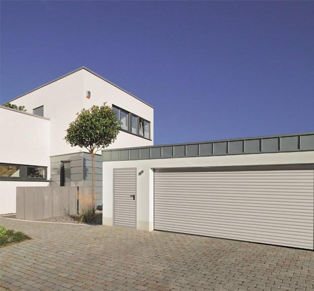Più spazio libero in garage con RollMatic Hörmann
