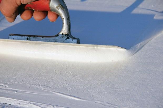 Wingum Plus H2O Reflex di WINKLER, l'impermeabilizzante che riflette il calore del sole