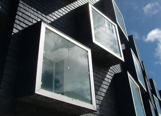 A Cerredo le residenze 'cristallizzate' di Zon-e Architects
