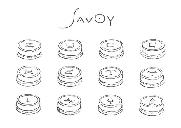 Savoy, Zucchetti