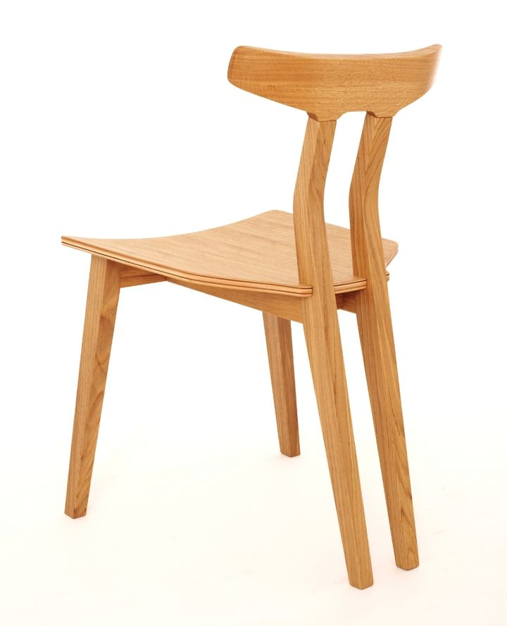 AHEC per Spline Chair di Dare Studio