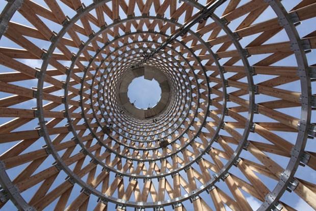 Wood Beton ha realizzato la Strand East Tower di Londra