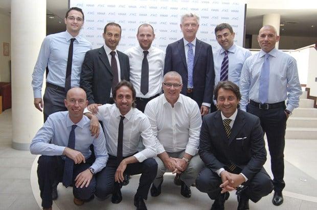 VIMAR, si è svolta la Riunione della Direzione Commerciale Italia