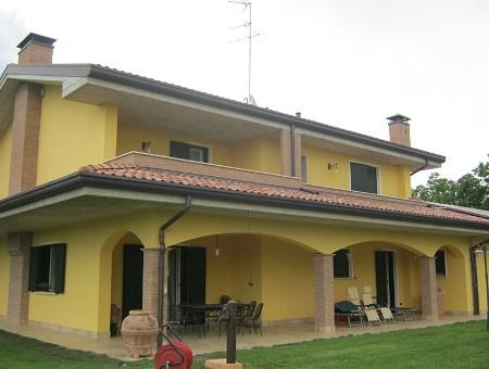 Wienerberger, Case History: abitazione di Finale Emilia