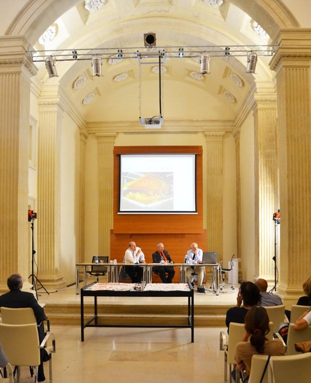 'Infrastruttura architettonica', l'esperienza dello studio ABDR