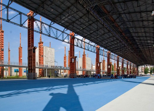 Assegnato a Torino l'International Architecture Award 2012
