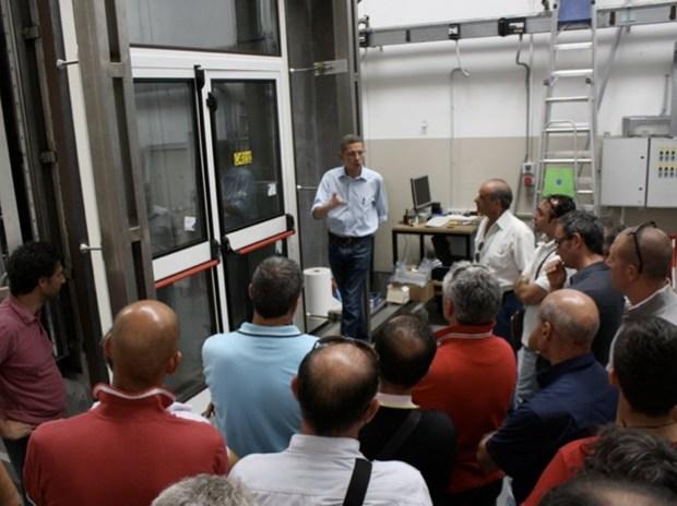 """""""Scopri il mondo della produzione edizione 2012"""": confronto e formazione tecnica con Flaminio Accessori"""