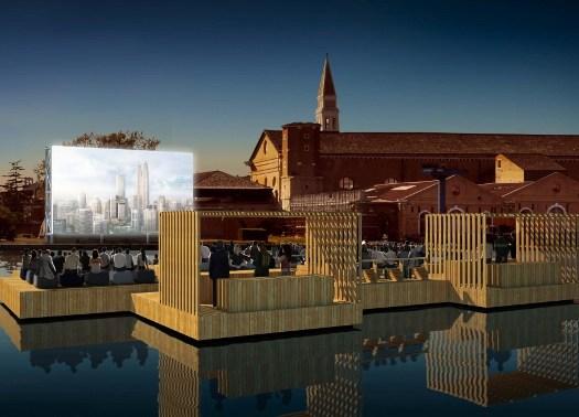 Biennale di Venezia 2012: il progetto Archipelago Cinema