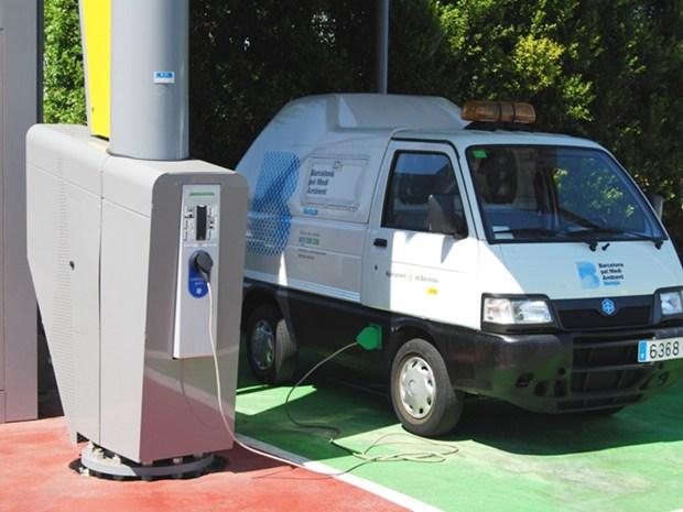 Sanya Skypump, La prima stazione di ricarica per veicoli elettrici alimentata dal vento