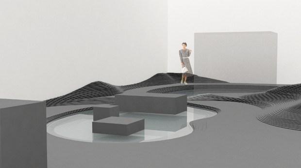 Kengo Kuma - Stone Escape