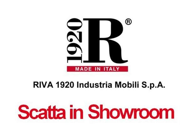 Riva 1920, Scatta in Showroom