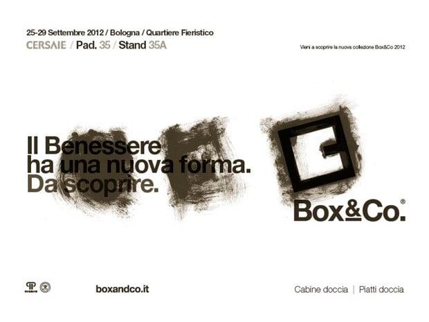 Box & Co. al Cersaie 2012